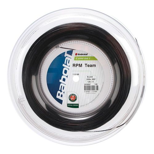 Babolat RPM Team String Reel 200m - Black