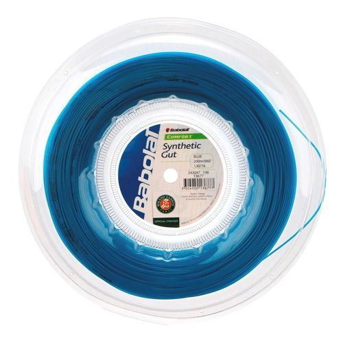 Babolat Synthetic Gut String Reel 200m - Blue