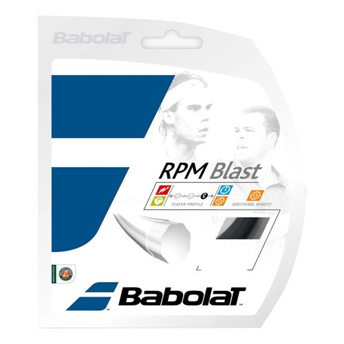 Babolat RPM Blast String Set 12m Off String Reel - Black