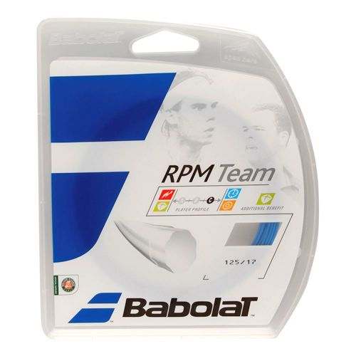 Babolat RPM Team String Set 12m - Blue