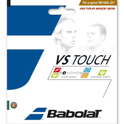 Babolat VS Touch BT7 String Set 12m - Black