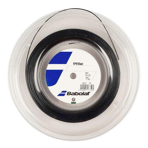 Babolat RPM Blast String Reel 100m - Black