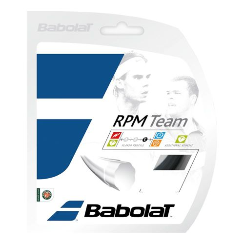 Babolat RPM Team String Set 12m - Black