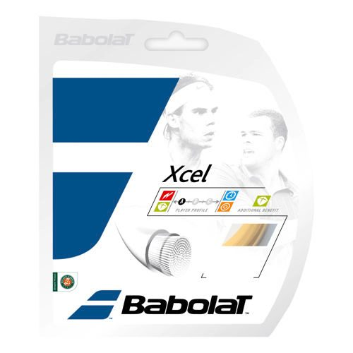 Babolat Xcel String Set 12m - Blue