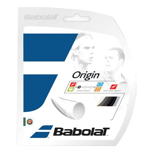 Babolat Origin String Set 12m - Black