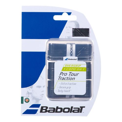 Babolat Pro Tour Traction 3 Pack - Black