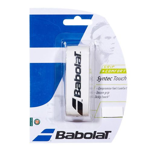Babolat Syntec Touch 1 Pack - White