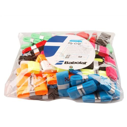 Babolat My Grip Refill Bag 70 Pack - Multicoloured
