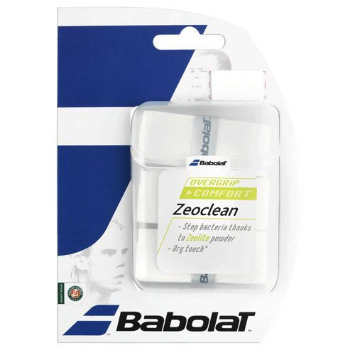 Babolat Zeoclean 3 Pack - White