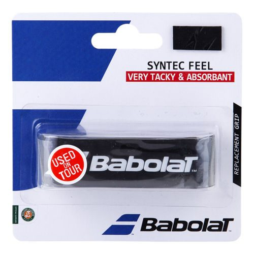 Babolat Syntec Feel 1 Pack - Black