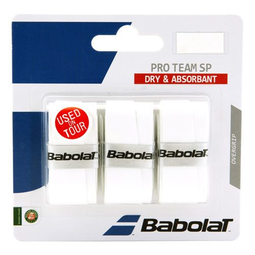 Babolat Pro Team SP 3 Pack - White