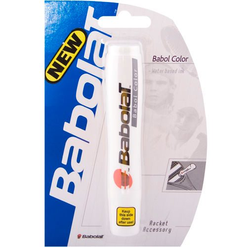 Babolat Babol Color Stencil Ink - White