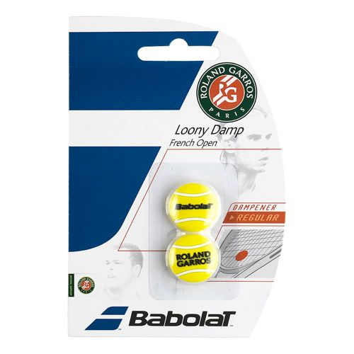 Babolat Loony French Open Dampener 2 Pack - Yellow