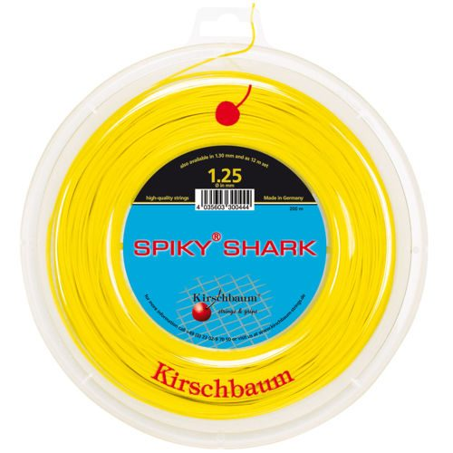 Kirschbaum Spiky Shark String Reel 200m - Yellow