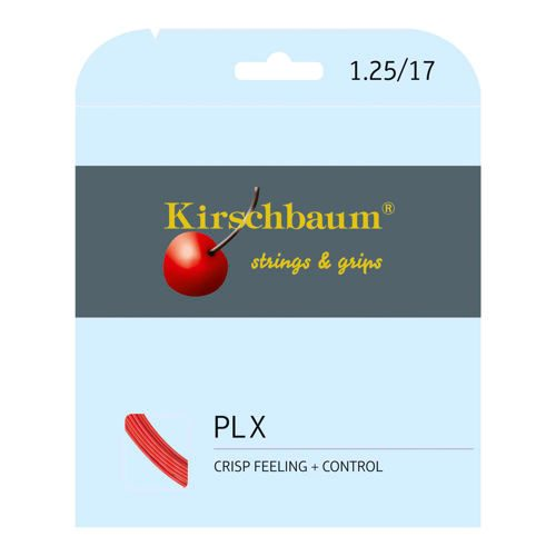Kirschbaum PLX String Set 12m - Red