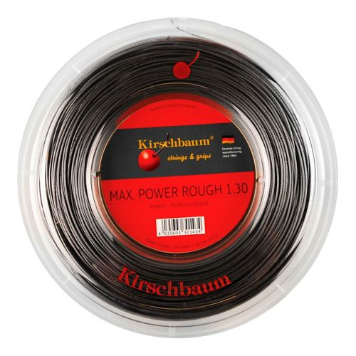Kirschbaum Max Power Rough String Reel 200m - Anthracite