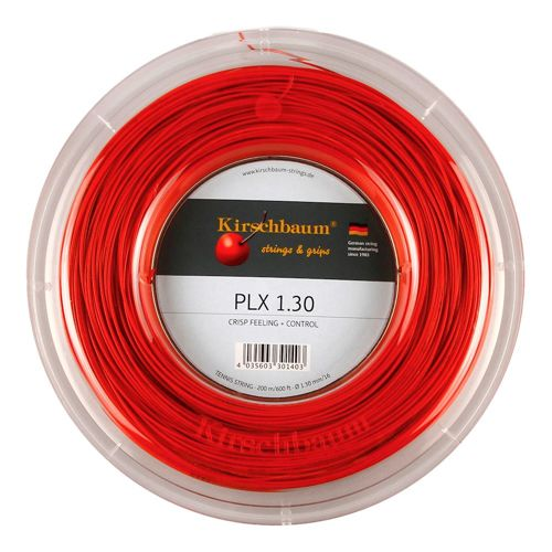 Kirschbaum PLX String Reel 200m - Red