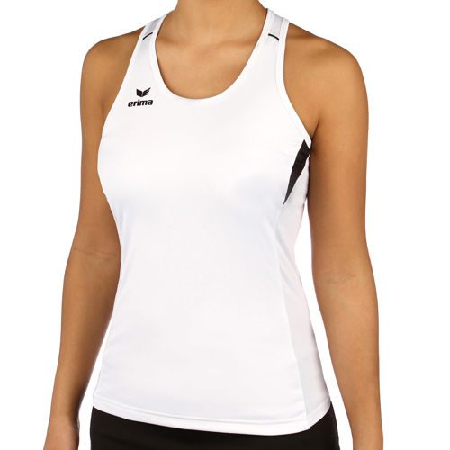 Erima Gold Medal Tank Top Women - White, Black