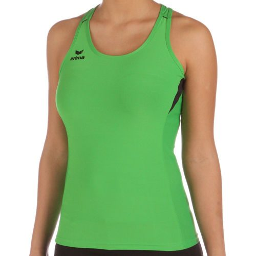 Erima Gold Medal Top Women - Green, Black