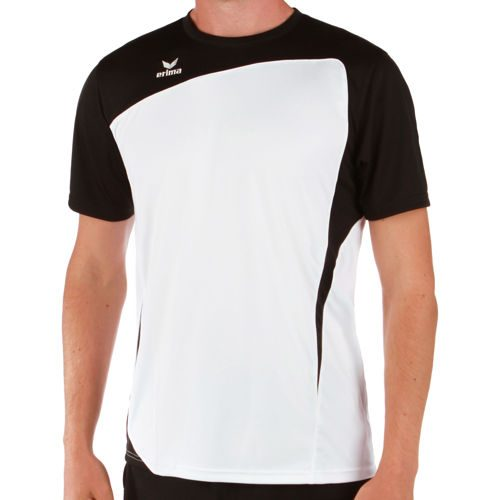 Erima Club 1900 T-Shirt Men - White, Black