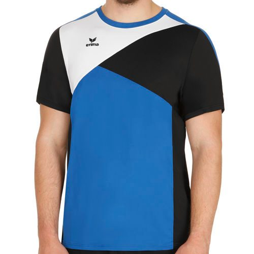 Erima Premium One T-Shirt Men - Blue, Black