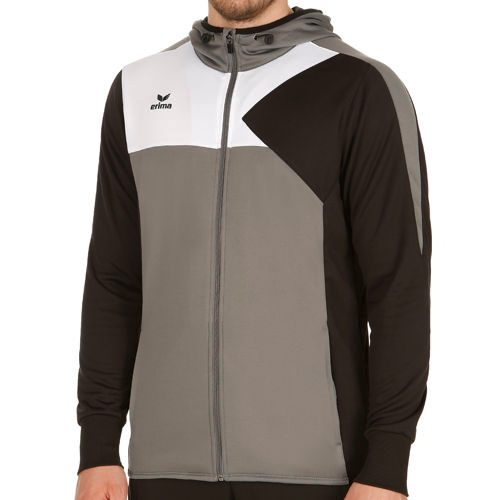 Erima Premium One Training Training Jacket Men - Grey, Black