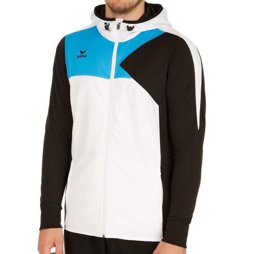 Erima Premium One Training Training Jacket Men - White, Black