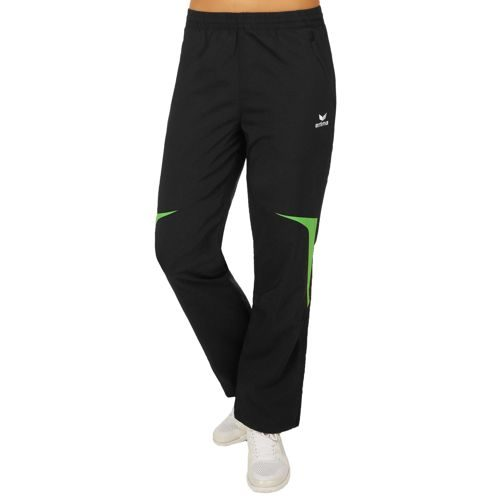 Erima Razor 2.0 Training Pants Women - Black, Green