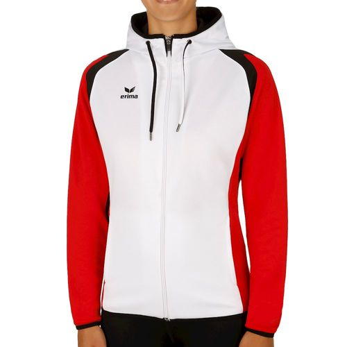 Erima Razor 2.0 Training Jacket Women - White, Red