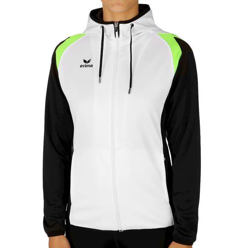 Erima Razor 2.0 Training Jacket Women - White, Black