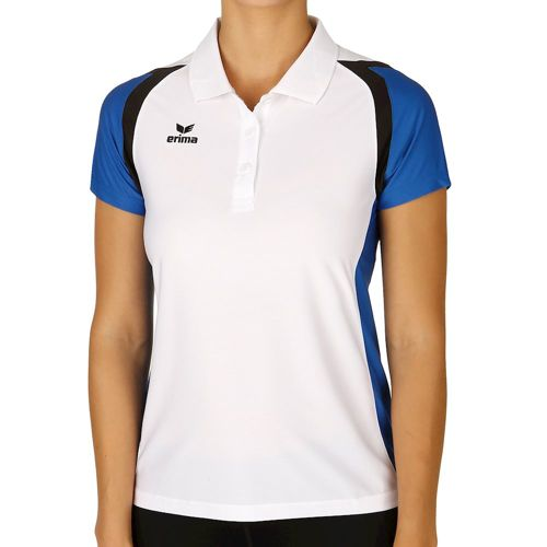 Erima Razor 2.0 Polo Women - White, Blue