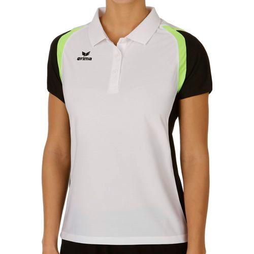 Erima Razor 2.0 Polo Women - White, Green