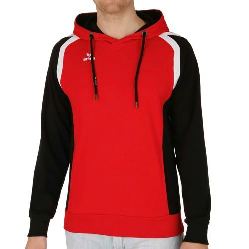 Erima Razor 2.0 Hoody Men - Red, Black