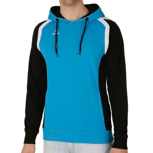 Erima Razor 2.0 Hoody Men - Light Blue, Black