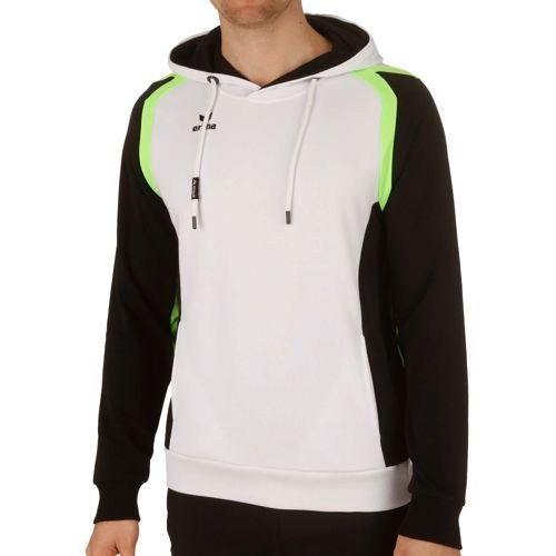 Erima Razor 2.0 Hoody Men - White, Black