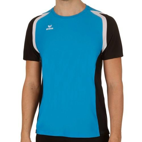 Erima Razor 2.0 T-Shirt Men - Light Blue, Black