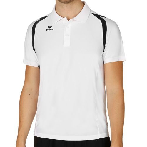 Erima Razor 2.0 Polo Men - White, Black