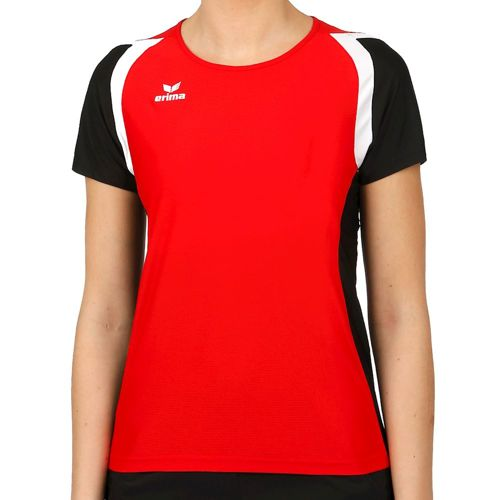 Erima Razor 2.0 T-Shirt Women - Red, Black