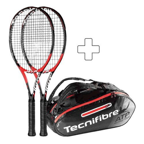 Tecnifibre 2 X Fight DynaCore Plus Tennis Bag