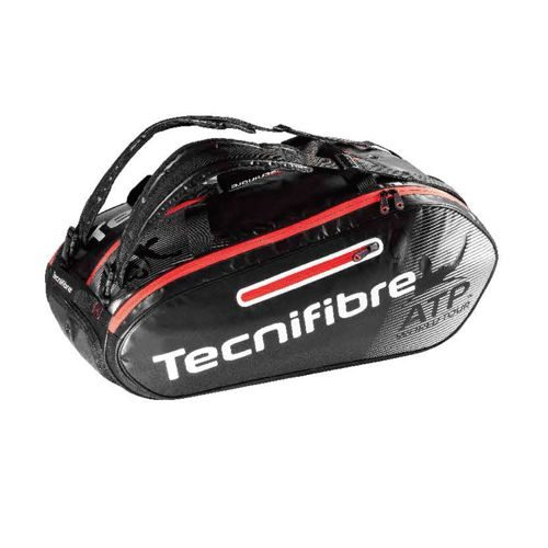 Tecnifibre Pro Endurance ATP Racket Bag 15 Pack - Black