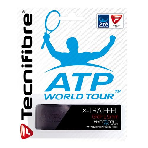 Tecnifibre X-Tra Feel ATP 1 Pack - Black