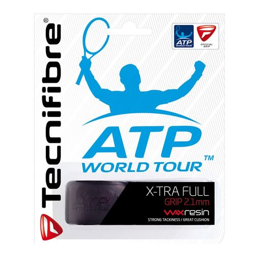 Tecnifibre X-Tra Full ATP 1 Pack - Black