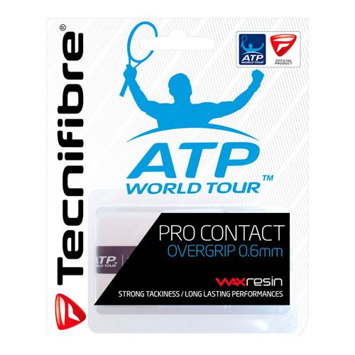 Tecnifibre Pro Contact ATP 3 Pack - White