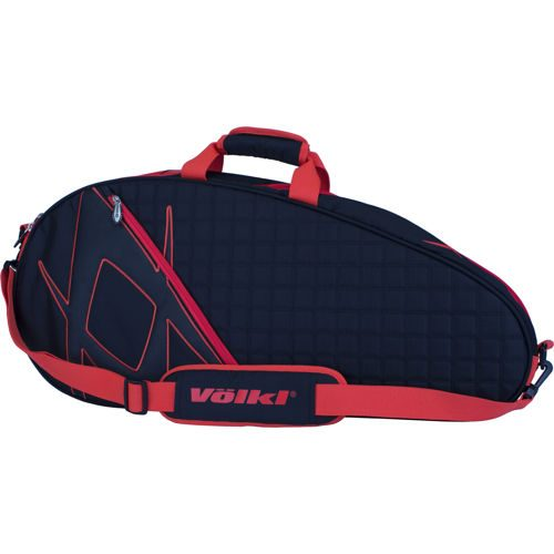 Völkl Tour Pro Bag Racket Bag 6 Pack - Black, Red
