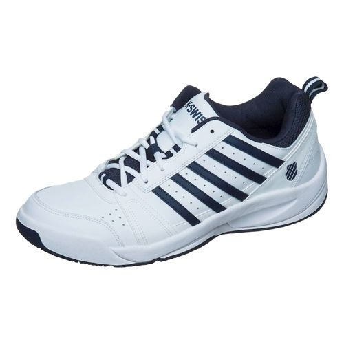 K-Swiss Vendy II All Court Shoe Men - White, Blue