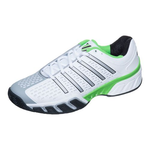 K-Swiss Big Shot 2.5 All Court Shoe Men - White, Black