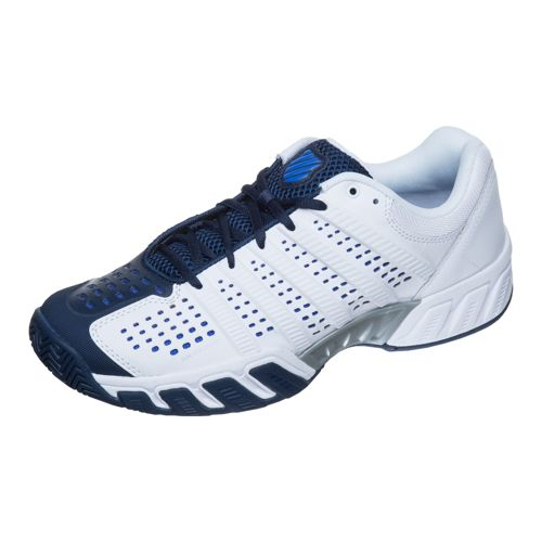 K-Swiss Big Shot Light 2.5 All Court Shoe Men - White, Dark Blue