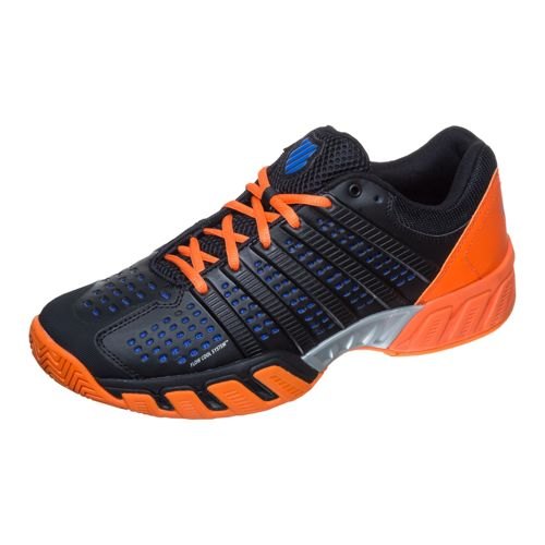 K-Swiss Big Shot Light 2.5 All Court Shoe Men - Black, Orange
