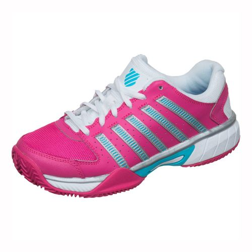 K-Swiss Express HB Clay Clay Court Shoe Women - White