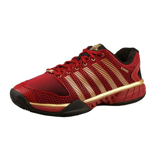 K-Swiss Hypercourt Express HB 50th Clay Clay Court Shoe - Black, Red